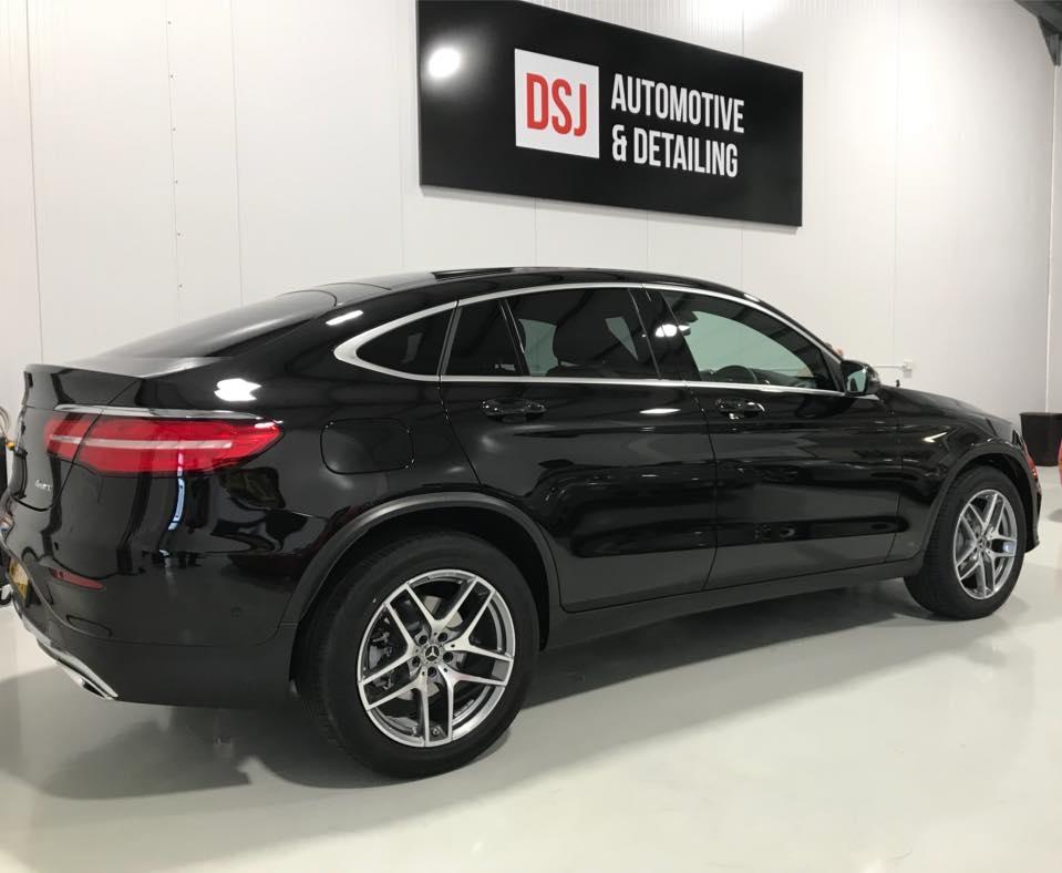 car detailing at DSJ
