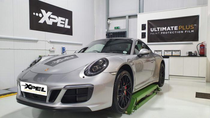 Porsche - XPEL PPF
