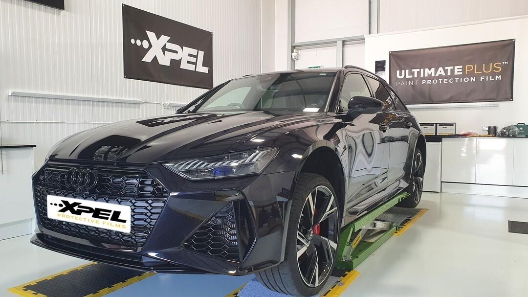 Audi RS6 Avant PPF